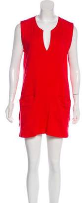 Lauren Ralph Lauren Sleeveless Mini Dress