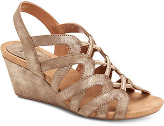 Style&Co. Style & Co Muletta Wedge Sandals, Created for Macy's Women's Shoes