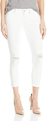 Levi's Women's 535 Cropped Super Skinny Jeans