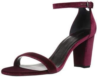 Stuart Weitzman Women's Nearlynu Heeled Sandal