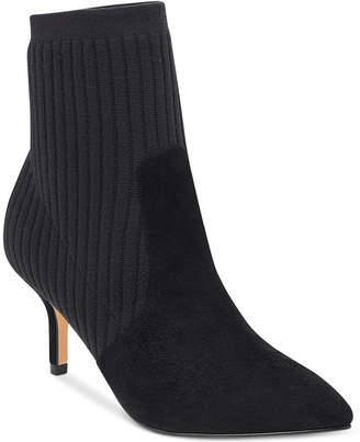 Marc Fisher Albinia Sock Booties Women's Shoes