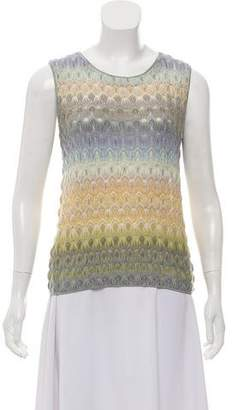 Missoni Ombré Knit Top