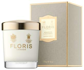Floris Hyacinth and Bluebell Scented Candle, 175g