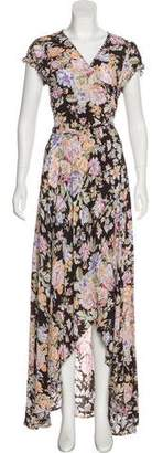Auguste Printed Maxi Dress