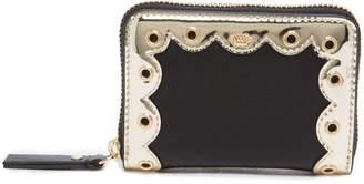 Juicy Couture Specchio Mini Leather Wallet