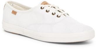 Keds Champion Circle Jacquard Oxford Sneaker $55 thestylecure.com