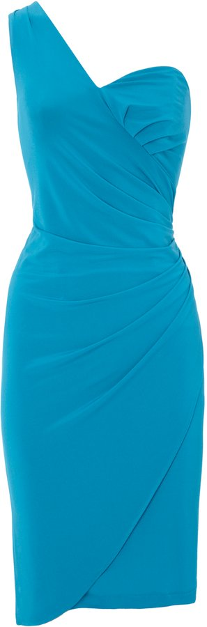 Glamour One Shoulder Dress