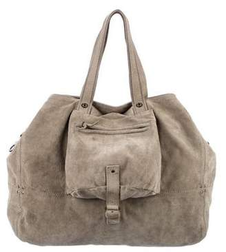 Pre Owned At Therealreal Jerome Dreyfuss Suede Billy Bag