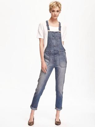 Skinny Denim Overalls for Women $44.94 thestylecure.com