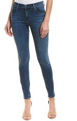 J Brand Maria Belladonna High-Rise Skinny Leg