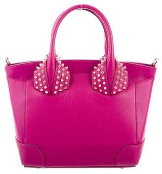 Christian Louboutin Small Eloise Spiked Satchel