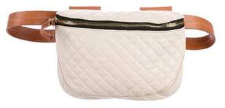 Clare Vivier Quilted Supreme Fanny Pack