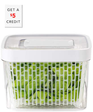 OXO Good Grips 4.3Qt Greensaver Produce Keeper With $5 Rue Credit