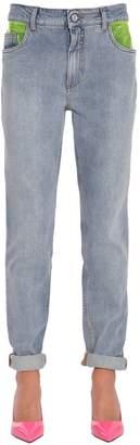 Jeremy Scott Boyfriend Jeans