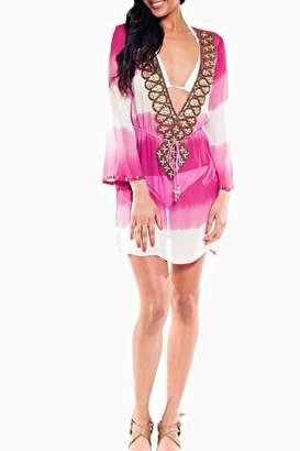 Kareena's Pink White Tunic