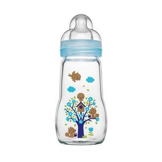 Mam Babyartikel Feel Good Glass Bottle
