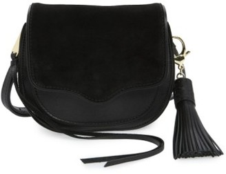 Rebecca Minkoff Mini Suki Crossbody Bag - Black $175 thestylecure.com