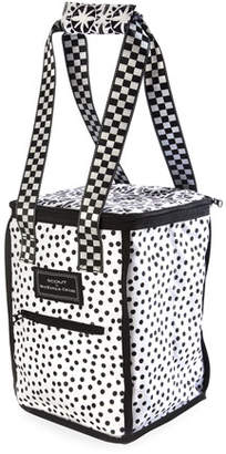 Mackenzie Childs MacKenzie-Childs The Vineyard Dotty Tote Bag