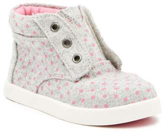 Toms Polka Dot Paseo High Sneaker (Baby, Toddler & Little Kid)