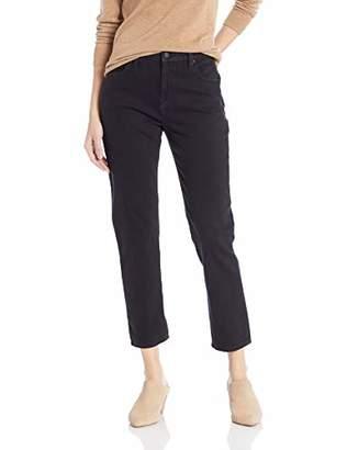 Hudson Jeans Women's JESSI Relaxed CROPPD Boyfriend 5 Pocket Jean