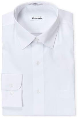 Pierre Cardin White Regular Fit Dress Shirt