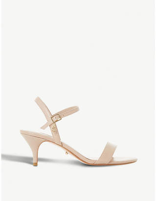 Dune Monnrow strappy leather sandals