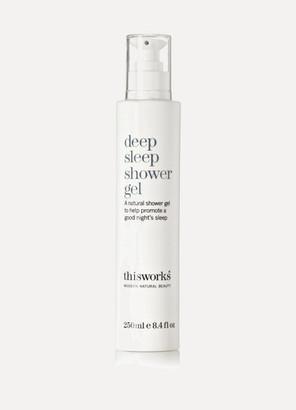 This Works Deep Sleep Shower Gel, 250ml - Colorless