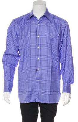 Tom Ford Woven Dress Shirt w/ Tags