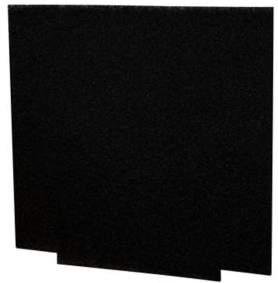 Homedics HoMedics® 4-Pack Odor-Reduction Carbon HEPA AP-15 Pre-Filters in Black