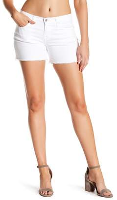 Big Star Alex Frayed Hem Shorts