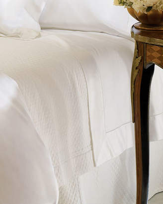 Sferra King Giza 45 Sateen Fitted Sheet
