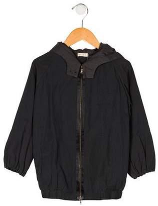 Marni Junior Boys' Lightweight Hooded Jacket w/ Tags