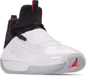 Nike Men's Air Jordan Jumpman Hustle Basketball Shoes