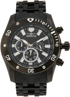 Invicta 14862 Black Seaspider Chronograph Watch