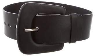 Maison Margiela Wide Leather Belt