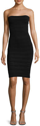 Arc Strapless Sheath Dress