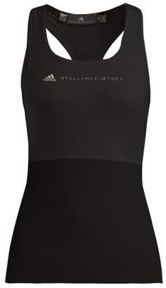 adidas by Stella McCartney Core Performance Essentials Tank Top - Womens - Black