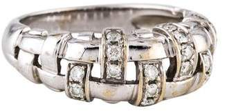 Tiffany & Co. Basket Weave Ring