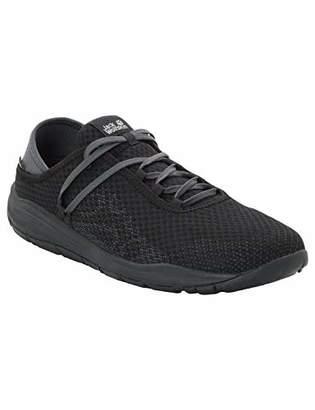Jack Wolfskin Men's Seven Wonders Packer Low Men's Lightweight Casual Sneakers Shoe