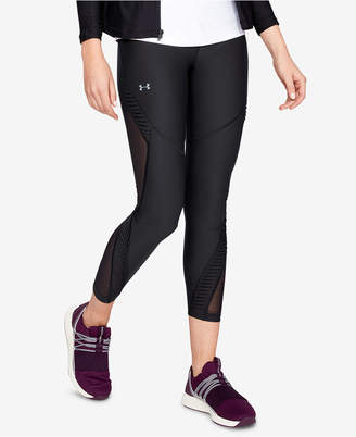 Under Armour Ua Vanish Pleated Ankle Leggings