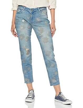 Seven7 Women's Ricky Boyfriend Jeans,(Size: 28/28)