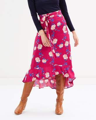 Cotton On Woven Carlette Maxi Skirt