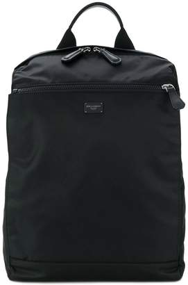 Dolce & Gabbana rectangular backpack