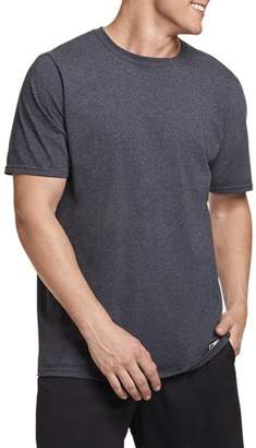 Russell Athletic Big Men's Essential Dri-Power Short Sleeve T-Shirt with 30+ UPF