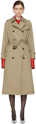 MACKINTOSH Beige Classic Trench Coat