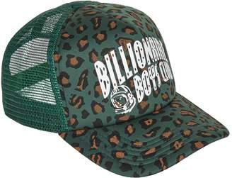 Billionaire Boys Club Leopard Print Baseball Cap