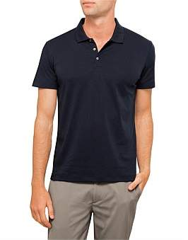 Theory Boyd Slim Fit Cotton Polo