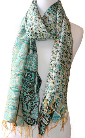 Filling Spaces Kayla Scarf