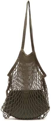 Vetements Granny medium leather bag