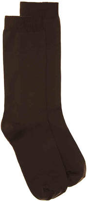 Anne Klein Microfiber Crew Socks - 2 Pack - Women's